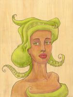 The Octopus Mermaid Series, 2 by khallion