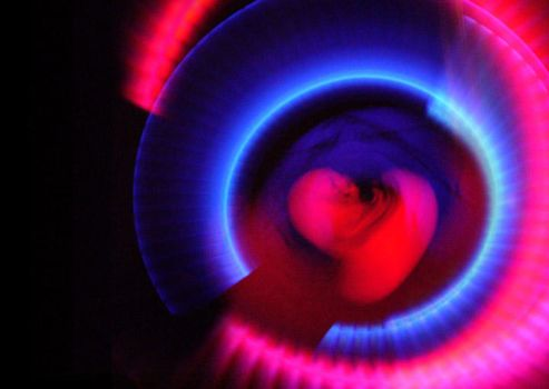 Painting with Light 1 by Risachantag