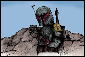 my new fett modified by james7371