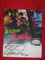 Rock Demarco Autograph by Amaya6695