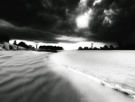 Darkness In Paradise by Kalca