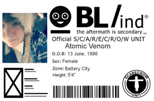 Better Living Industries ID Card!~ by lokiidokii