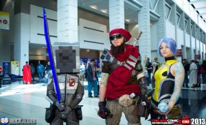 Borderlands 2 - Zer0 and Friends by Cosplay4UsAll