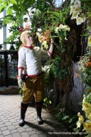 That Gardener... by JadeKat-Cosplay