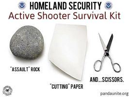 DHS Active Shooter Survival Kit by anoncru