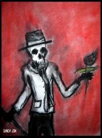 Death Is Dandy by Dandy-Jon