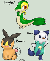Simple Starters by Aven-Mochi