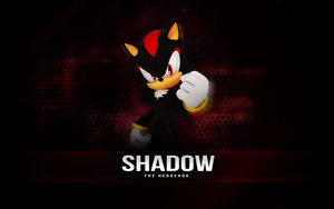 Shadow The Hedgehog Wallpaper by darkfailure