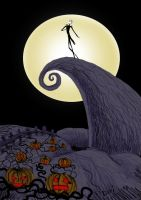 Tim Burton-Jack's lament by Deviata