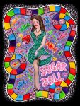 Sugar Doll by MummysLittleMonster