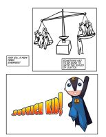 Justice Comic - Page 5 by MetalMindSam
