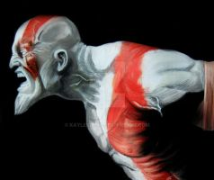 KRATOS by kayleighmc
