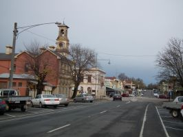 Beechworth Town Centre by BrendanR85