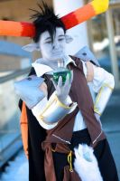 Knightstuck Tavros Nitram Cosplay by Midnight-Dance-Angel