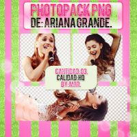 +Photopack png de Ariana Grande by MarEditions1