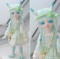 :: Mintdragon :: 04 - finished by prettyinplastic