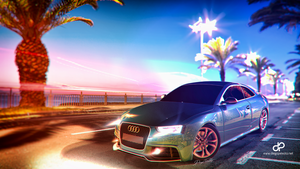 AUDI RS5 b*ach by CrazyPXT