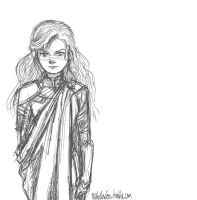 Ashlie In A Cape by Mababwion1