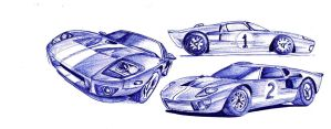 ford gt by m-bilel