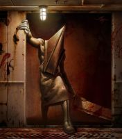 Pyramid Head by Kanyn