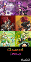 Elsword_Arcane_Icons by KoshiX3