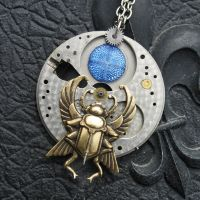 Clockwork Scarab 1888 by clockwork-zero