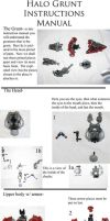 Lego Grunt Instructions by retinence