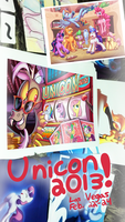 UNICON 2013 by Littleivy25