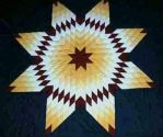 Morning Star Quilt by BreakAllRules