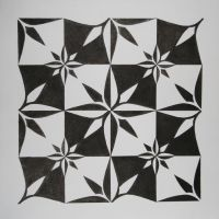 Patterned Black and White by strryeyedreamr27