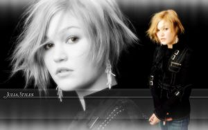 WP - Julia Stiles :Blackness: by TebgDoran