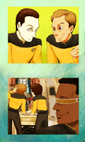 Barclay and Data. by hasze