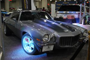 1970 CHEVROLET Camaro Custom (II) by HardRocker78