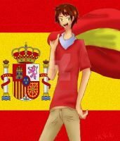-APH- Spain by thecatKShiki