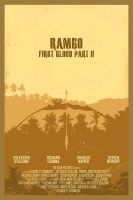 Rambo: First Blood - Part 2 by edgarascensao