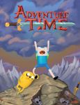 Adventure Time by superhermit