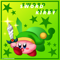 Sword Kirby by SuperMarioFan888