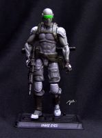 G.I.JOE SNAKE EYES 01 by wongjoe82