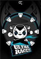 Ultra Rage Panda by SubjektZero