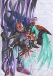 Sonic x Shadow Miku Round 2 - It's RAPING TIME ewe by Specter1997