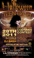 Halloween Teen Bash by carolinafuens