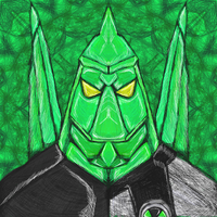 Ben 10: Diamondhead by dragonfire53511