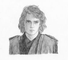 Anakin Skywalker by The-Gotheltic-Rowan