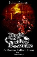 FLIGHT OF THE GELLIE FOETUS by Dimestime