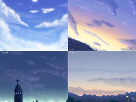 -:Sky Compilation:- by Shaw-exe