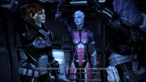 mass effect original team by prime456