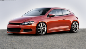 New Scirocco by Cop-creations