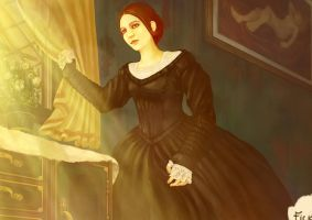 Jane Eyre by afique