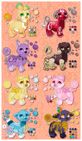 adopts :: first ever Fizzie batch! :: offer away! by matchiitehew