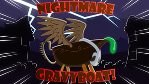 Nightmare Gravyboat! by Arvaus